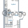 Продается квартира 1-ком 40.22 м² Кушелевская дорога 5к 5, метро Лесная