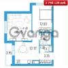 Продается квартира 2-ком 49.64 м² Петровский бульвар 5, метро Девяткино