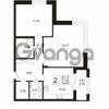 Продается квартира 2-ком 77.22 м² Ушаковская набережная 3, метро Черная речка