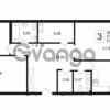 Продается квартира 3-ком 111.55 м² Ушаковская набережная 3, метро Черная речка