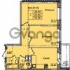 Продается квартира 2-ком 54.86 м² Приреченская улица 1, метро Рыбацкое