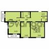 Продается квартира 3-ком 86.79 м² проспект Маршала Блюхера 12Б, метро Лесная