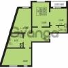 Продается квартира 3-ком 90.5 м² проспект Маршала Блюхера 12Б, метро Лесная
