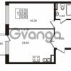 Продается квартира 1-ком 53.8 м² Приморский проспект 44, метро Старая деревня