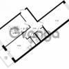 Продается квартира 2-ком 63.6 м² Приозерское шоссе 1, метро Парнас