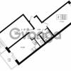Продается квартира 2-ком 60.76 м² Приозерское шоссе 1, метро Парнас