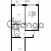 Продается квартира 2-ком 57.64 м² Приозерское шоссе 1, метро Парнас