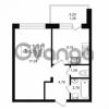 Продается квартира 1-ком 35.55 м² Приозерское шоссе 1, метро Парнас