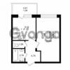 Продается квартира 1-ком 35.56 м² Приозерское шоссе 1, метро Парнас