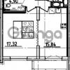 Продается квартира 1-ком 46.64 м² проспект Тореза 118, метро Озерки