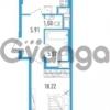 Продается квартира 1-ком 50.18 м² проспект Тореза 118, метро Озерки