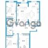 Продается квартира 4-ком 145.38 м² проспект Тореза 118, метро Озерки
