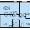 Продается квартира 2-ком 57 м² Муринская дорога 7, метро Гражданский проспект