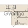 Продается квартира 3-ком 98.16 м² Малый проспект В.О. 52, метро Василеостровская