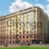 Продается квартира 3-ком 90.46 м² Малый проспект В.О. 52, метро Василеостровская