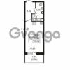 Продается квартира 1-ком 23.93 м² улица Пионерстроя 27, метро Проспект Ветеранов