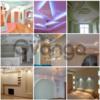 Предлагаем красивые арки, потолки, ниши, перегородки из гипсокартона