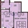 Продается квартира 1-ком 42 м² Восточно-Кругликовская, 80