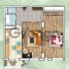 Продается квартира 2-ком 78 м² улица Дмитрия Благоева, 120