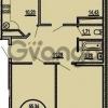Продается квартира 3-ком 88 м² улица Красных Партизан, 1/3лит6