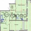 Продается квартира 3-ком 94 м² улица Репина, 1/2лит2
