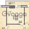 Продается квартира 2-ком 61 м² Кореновская улица, 2лит1