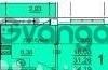 Продается квартира 1-ком 34.5 м² Красная, 127