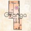 Продается квартира 2-ком 67 м² Кореновская улица, 2лит1