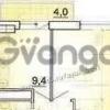 Продается квартира 1-ком 40 м² улица Симиренко, 111