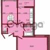 Продается квартира 2-ком 54 м² Магистральная улица, 11к8