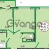 Продается квартира 2-ком 47 м² Магистральная улица, 11к8