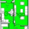 Продается квартира 1-ком 41.3 м² улица Коммунаров, 270