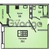 Продается квартира 1-ком 38.1 м² Восточно-Кругликовская улица, 20