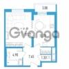 Продается квартира 1-ком 46.96 м² проспект Тореза 118, метро Озерки
