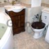 Ремонт ванной и туалета в Киеве