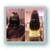 Качественное наращивание, кератирование, окрашивание волос0