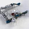 Комплекс под ключ по переработке сильно загрязненных биг-бегов, пленки ПВД, ПНД в гранулу. Пуско-наладка