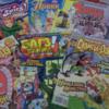 Журналы для детей, альбом, и др. Товары)