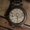 Мужские титановые часы Romanson TM-8697M