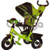 Детский трехколесный велосипед Azimut AIR Lambortrike с фарой