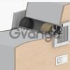 Приточно-вытяжная вентиляция с рекуператором Вентс Твин Фреш РА-50 Комфо