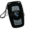 USB Flash 4Gb Uniq AUTO BMW Пульт King size черный Резина
