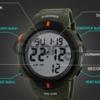 Часы ОРИГИНАЛ SKMEI 1068, мужские, военные, водонепроницаемые