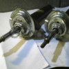 Продам новые передние амортизаторы на BMW E46.