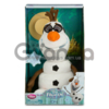 Холодное Сердце Поющий снеговик Олаф со шляпой