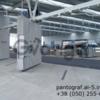 Z-образный пантограф для грузовых автомоек