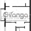 Продается квартира 2-ком 45 м² Воссоединения просп