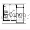 Продается квартира 2-ком 46 м² Гавро Лайоша
