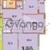 Продается квартира 3-ком 97 м² Радунская