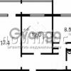 Продается квартира 2-ком 56 м² Драйзера Теодора